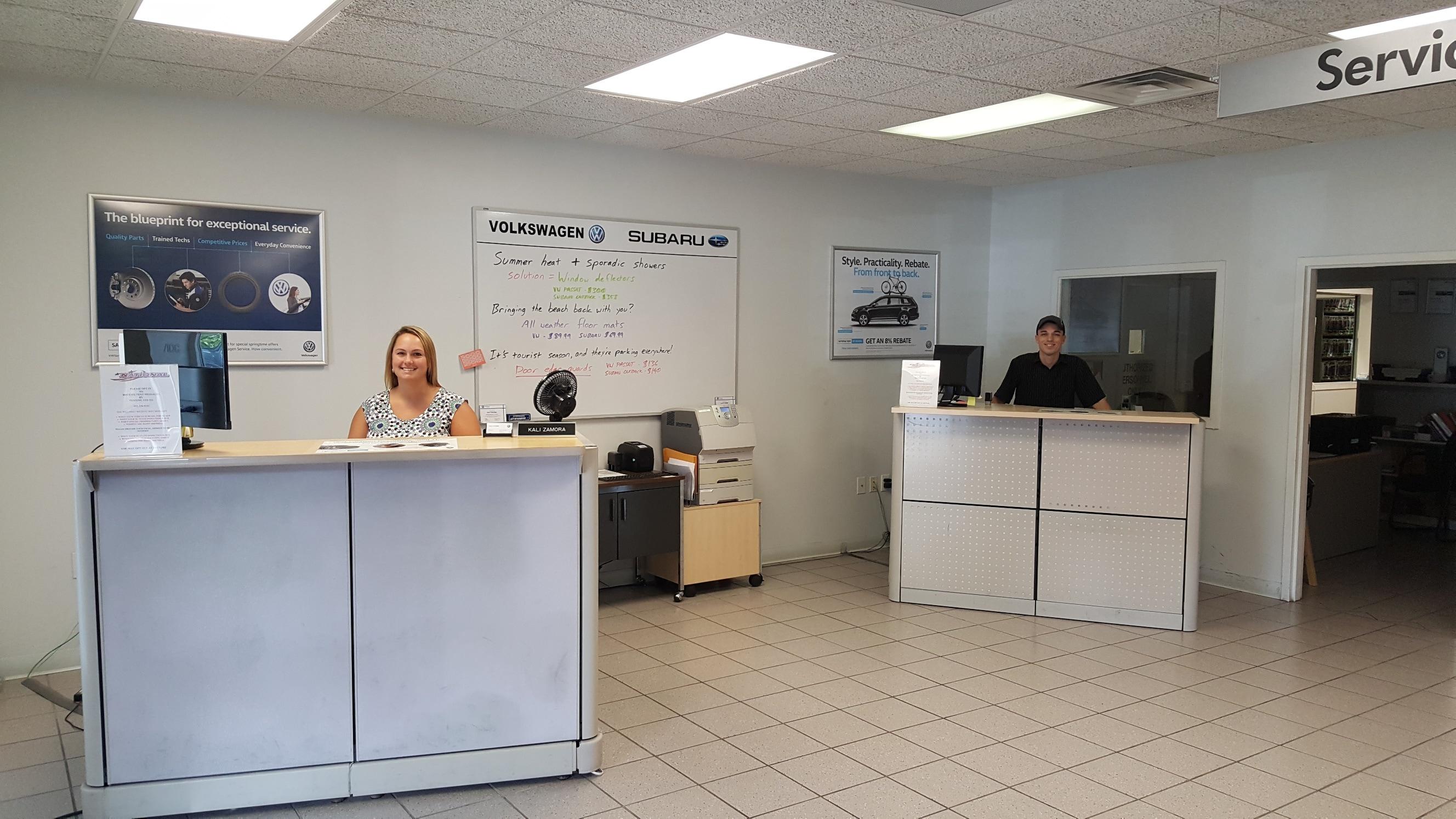 Auto Or Car Repair In Jacksonville Nc Subaru Service Center