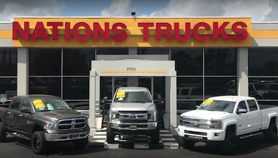 Nations Trucks in Sanford FL