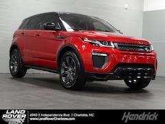 2019 Land Rover Range Rover Evoque Landmark Edition SUV