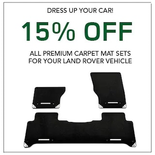 Premium Carpet Mat Sets