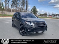 2018 Land Rover Discovery Sport SUV
