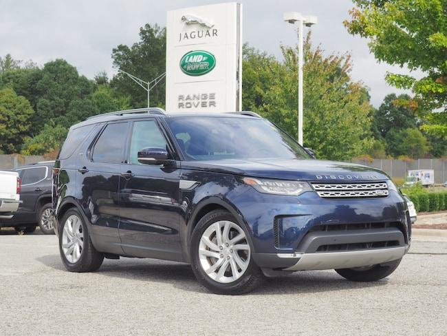 Used 2018 Land Rover Discovery HSE SUV Greensboro North Carolina