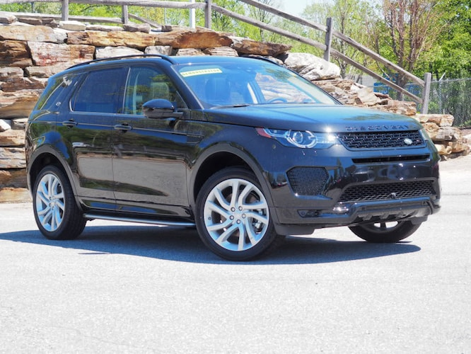 2018 Land Rover Discovery Sport HSE LUX 286hp SUV