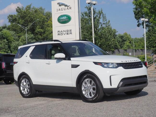 Used 2018 Land Rover Discovery SE SUV Greensboro North Carolina