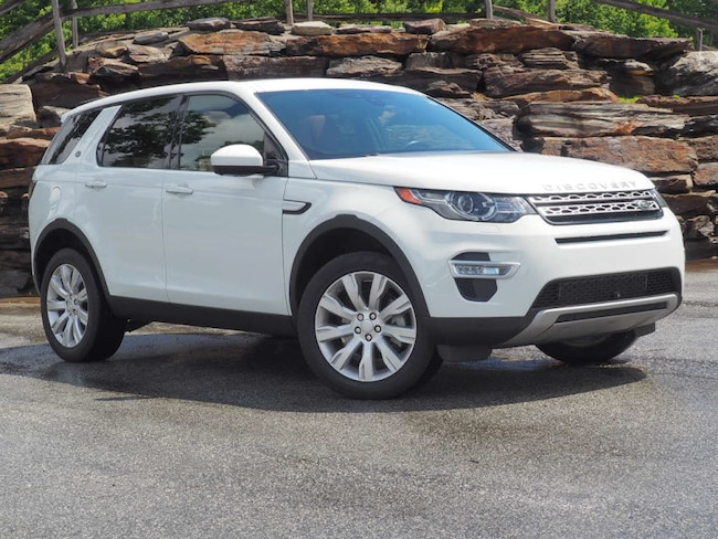 Used 2015 Land Rover Discovery Sport HSE LUX SUV Greensboro North Carolina