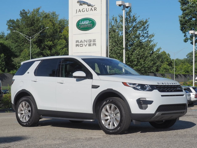 Used 2019 Land Rover Discovery Sport SE SUV Greensboro North Carolina