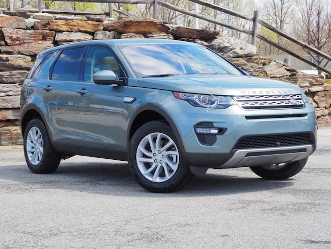 Used 2019 Land Rover Discovery Sport SUV Greensboro North Carolina