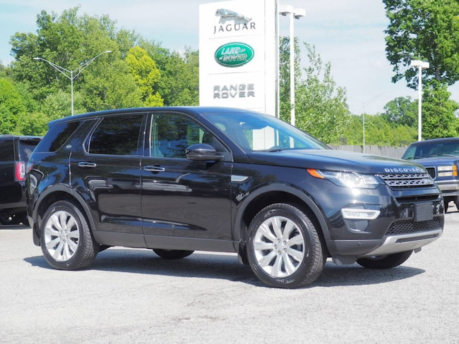 2015 Land Rover Discovery Sport HSE LUX SUV