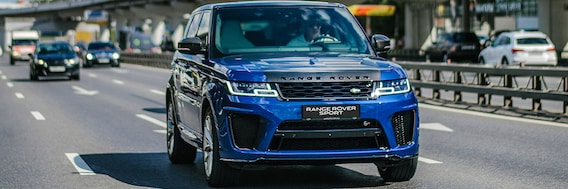 2019 RANGE ROVER SPORT | Land Rover Cape Fear