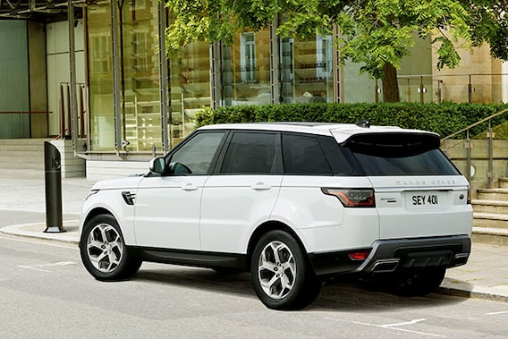 2019 RANGE ROVER SPORT | Land Rover Cape Fear
