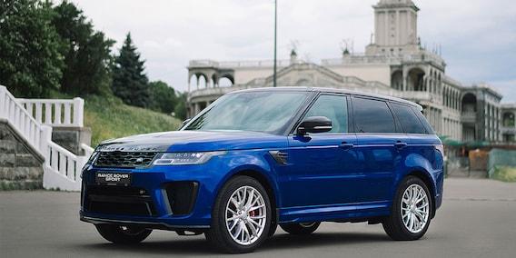 2019 Land Rover Range Rover Sport: PHEV Version, Changes, Price >> 2019 Range Rover Sport Land Rover Cape Fear