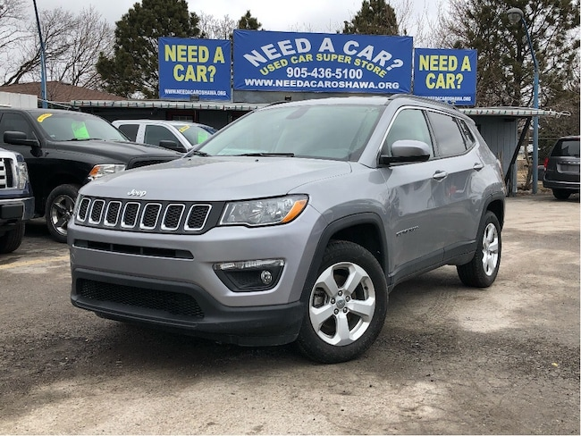 2018 Jeep Compass North - All Credit Approved SUV