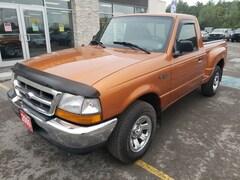 2000 Ford Ranger XLT Flareside V6 4x2  Truck Regular Cab