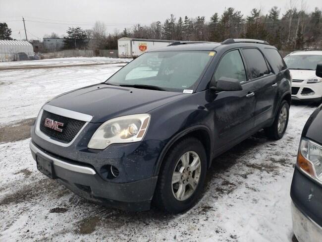 2011 GMC Acadia SLE1 SUV