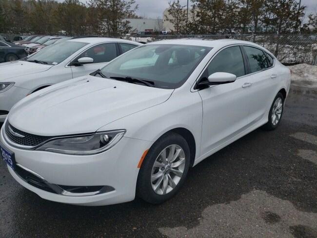 2015 Chrysler 200 C Sedan