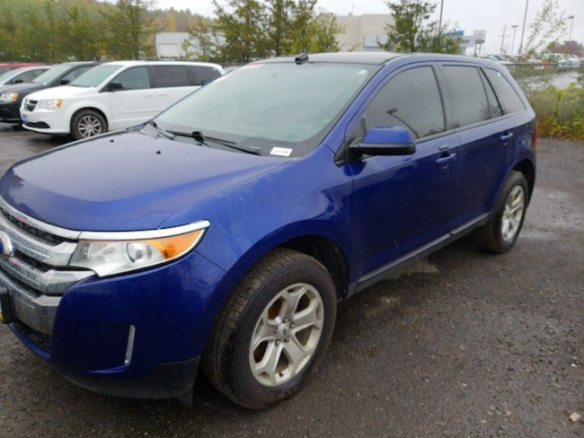 2013 Ford Edge SEL | LEATHER | ROOF | SUV