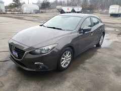 2015 Mazda Mazda3 GS Sunroof/Heated Seats Sedan