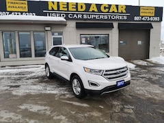2017 Ford Edge SEL AWD|BACK-UP CAMERA|BLUETOOTH|HEATED SEATS|AND SUV