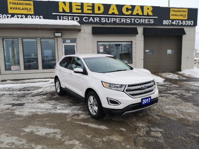 2017 Ford Edge SEL AWD BACK-UP CAMERA BLUETOOTH HEATED SEATS AND SUV