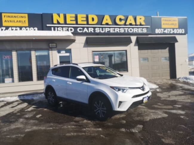 2017 Toyota RAV4 LE AWD|BLUETOOTH|BK UP CAMERA|HEATED SEATS|AND MOR SUV