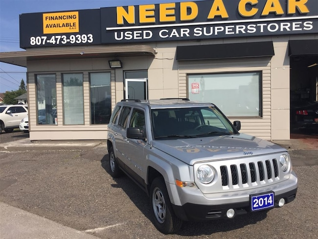 2014 Jeep Patriot NORTH 4X4|AIR|CRUISE|ECONOMICAL!!! SUV