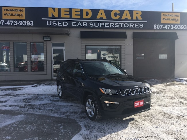2018 Jeep Compass NORTH 4X4|BLUETOOTH/USB|POWER LOCKS/MIRRORS/CRUISE SUV