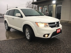 2018 Dodge Journey GT AWD|LEATHER|BACK-UP CAMERA|BLUETOOTH|MORE!! SUV