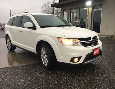 2018 Dodge Journey GT AWD|LEATHER|BLUETOOTH|MORE!! SUV