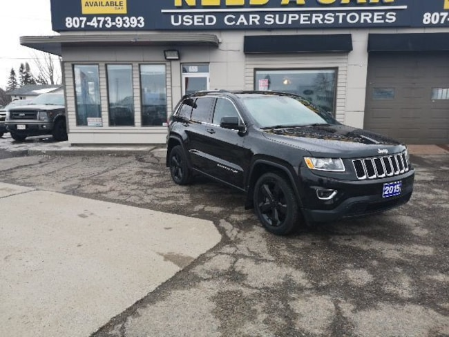 2015 Jeep Grand Cherokee LAREDO BLACKED OUT|REMOTE START|BLUETOOTH/USB|AND SUV