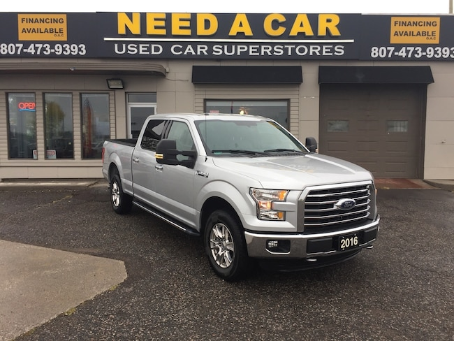2016 Ford F-150 XTR|CAMERA|POWER SEAT & PEDALS|BLUETOOTH/USB|MORE! Super Crew