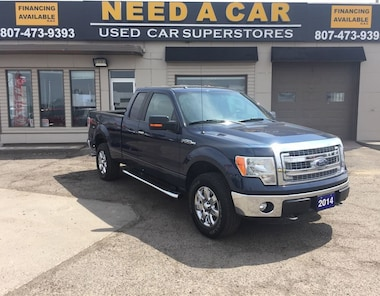 2014 Ford F-150 XTR|CAMERA|TOW PACKAGE|USB/BLUETOOTH|AND MORE!!! Extended Cab