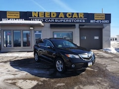 2015 Acura RDX AWD|LEATHER|BK-UP CAMERA|SUNROOF|REMOTE START|LOAD SUV