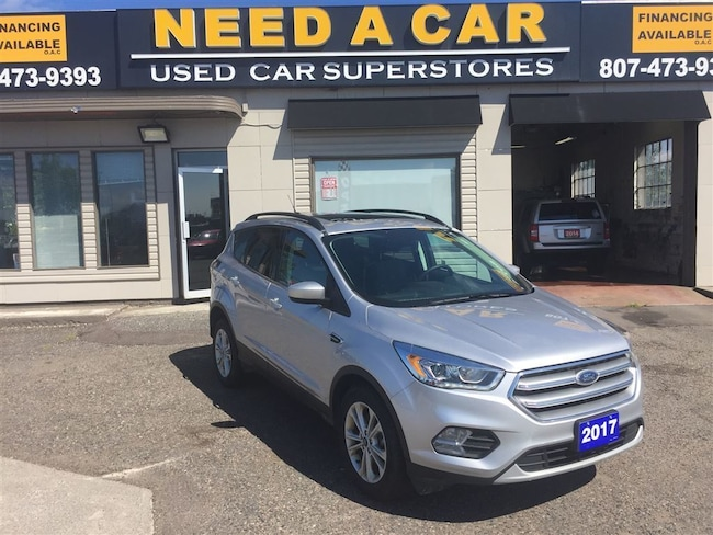 2017 Ford Escape SE AWD|MOONROOF|HEATED SEATS|BLUETOOTH/WI-FI|CRUIS SUV