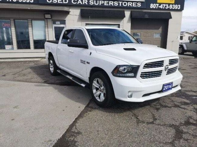 2014 Ram 1500 SPORT CREW|NAV|ROOF|BK-UP CAMERA|LEATHER|LOADED!!! Crew Cab