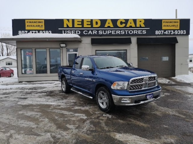 2011 Ram 1500 BIG HORN|REMOTE START|TOW PACKAGE| Quad Cab