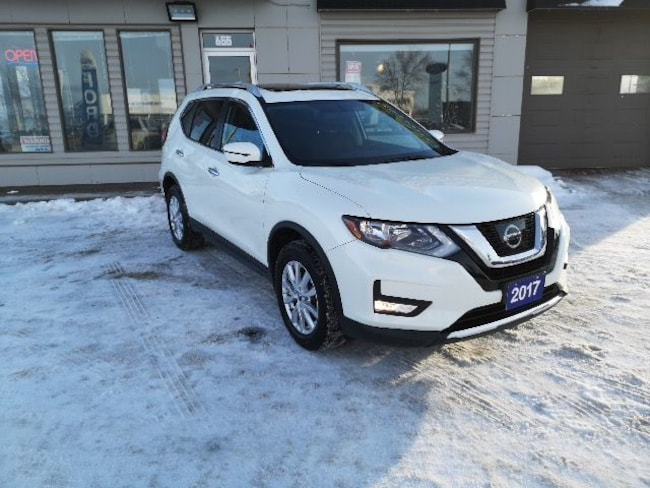 2017 Nissan Rogue SV AWD|REMOTE START|CAMERA|MOONROOF|HEATED SEATS|W SUV