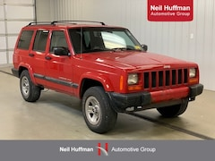 Used 1999 Jeep Cherokee SUV 1J4FF68S9XL600147 for sale in Louisville, KY at Neil Huffman Subaru