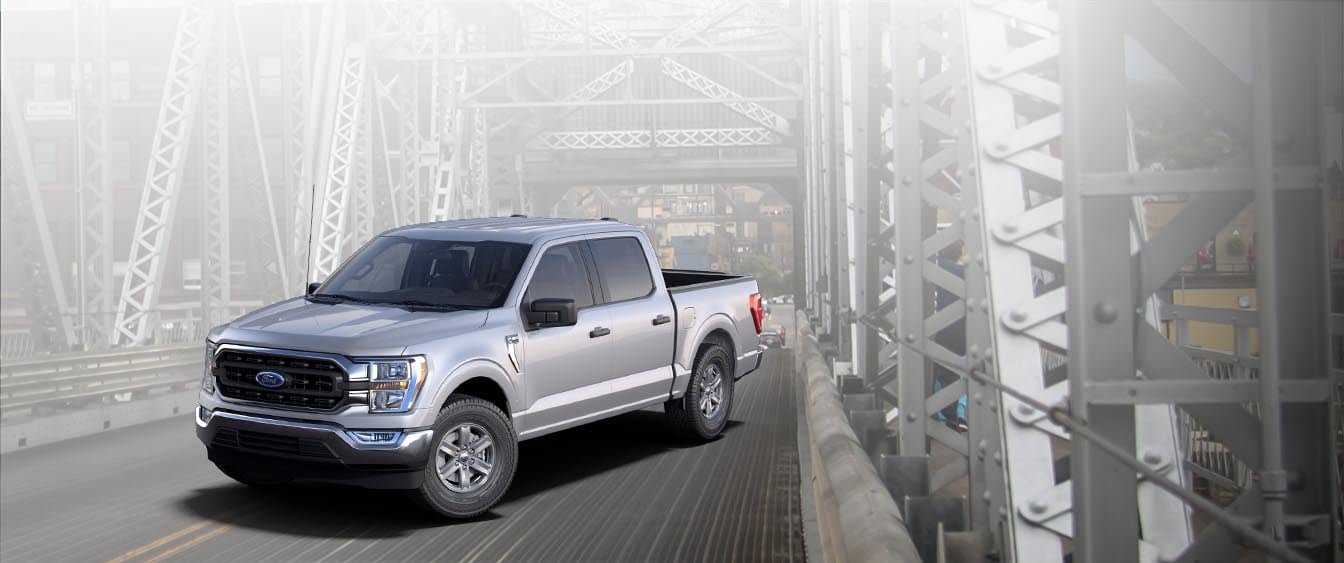 2021 Ford F-150 STX SuperCrew 4x4
