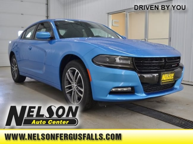 New 2019 Dodge Charger SXT AWD Sedan Fergus Falls