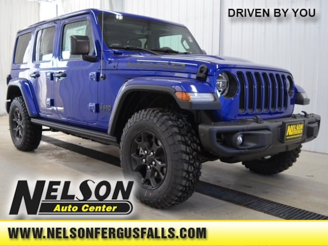 new 2019 jeep wrangler for sale in fergus falls mn 1c4hjxeg9kw514525. Black Bedroom Furniture Sets. Home Design Ideas