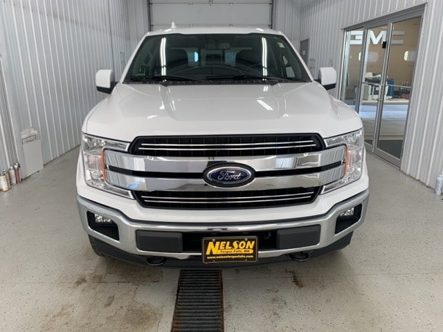 Used 2018 Ford F-150 Lariat with VIN 1FTEW1EP0JFB44985 for sale in Fergus Falls, Minnesota