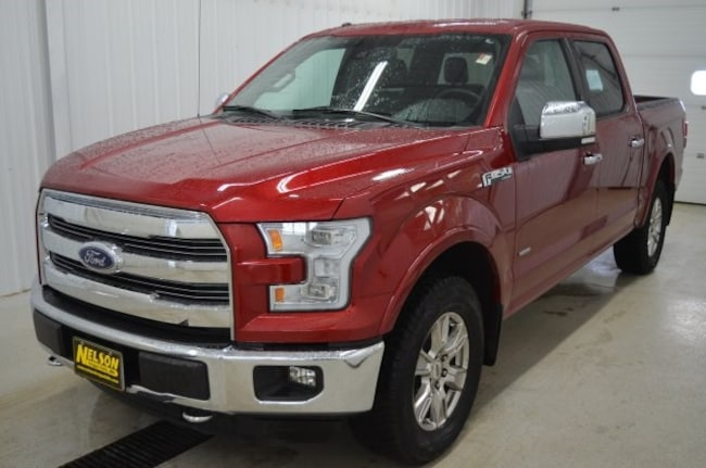 used 2015 ford f 150 for sale fergus falls mn 1ftew1eg9ffa99620. Black Bedroom Furniture Sets. Home Design Ideas