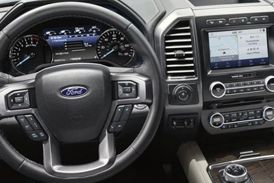 2021 Ford Expedition technology