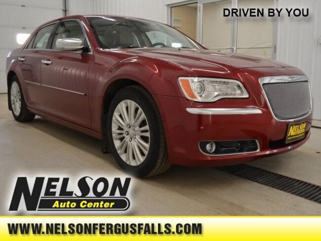 2013 Chrysler 300C Luxury Series Sedan
