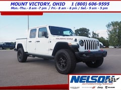2020 Jeep Gladiator Rubicon 4x4 Rubicon  Crew Cab 5.0 ft. SB