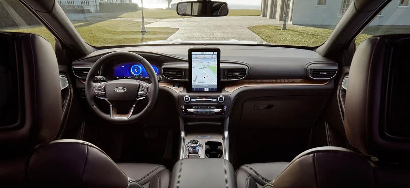 2020 Ford Explorer Utility Comfort