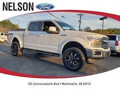 Used 2018 Ford F-150 Truck for Sale in Martinsville near Collinsville, VA