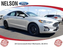 New 2019 Ford Fusion SE Sedan for Sale in Martinsville, VA