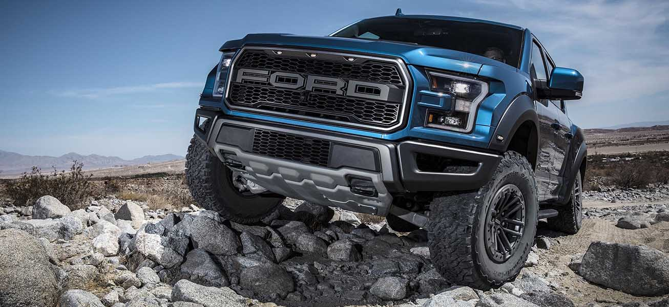 2020 Ford F-150 Trims Options