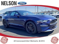 New 2019 Ford Mustang Ecoboost Coupe for Sale in Martinsville, VA
